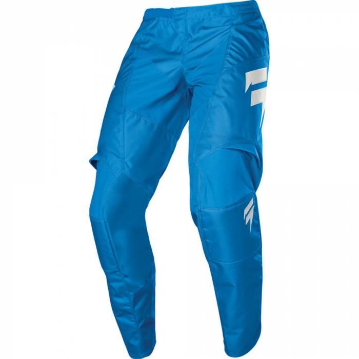 Motocross Hose Shift White Label Race 1, blau Größe 32