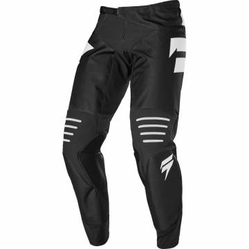 Shift Black Label Race 2 Motocross Hose 2020 schwarz/weiss