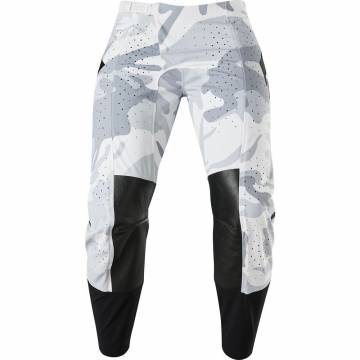 Cross Hose Shift Blue Label Snow weiss/camo Größe 32