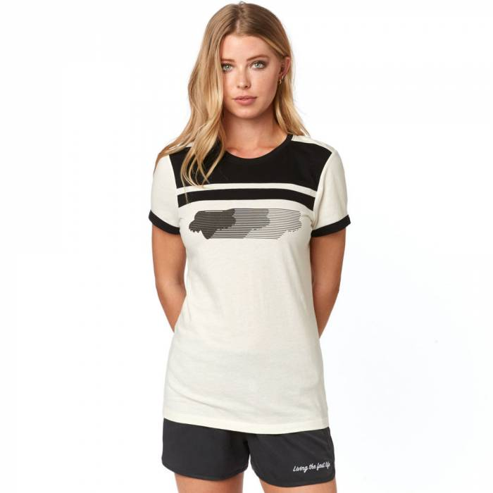 Fox Talladega SS Tee Damen T-Shirt, 22904-575