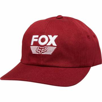 Fox Ascot Basecap, bordeaux
