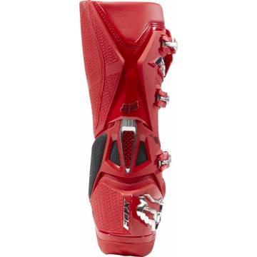 FOX Instinct Stiefel | rot | 23277-122 Ansicht Rückseite