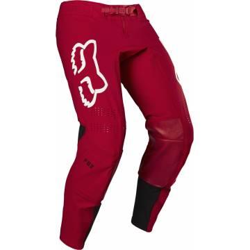 Cross Hose Fox Flexair Redr rot/schwarz Größe 30