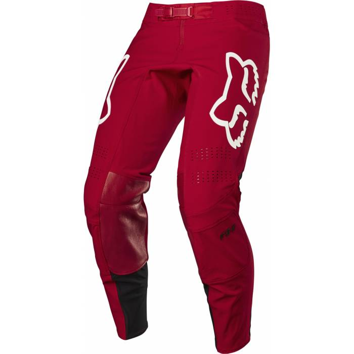 Motocross Hose Fox Flexair Redr rot/schwarz Größe 30