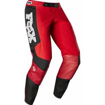 Cross Hose Fox 360 Linc rot/schwarz Größe 32