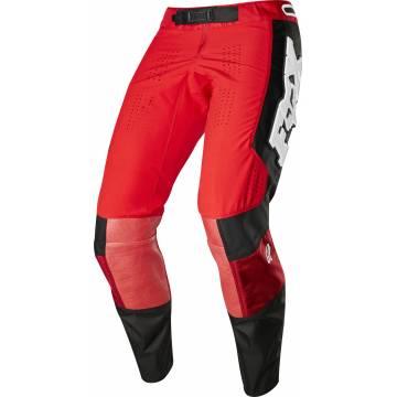 Motocross Hose Fox 360 Linc rot/schwarz Größe 32