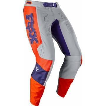 Cross Hose Fox 360 Linc, grau/orange Größe 32