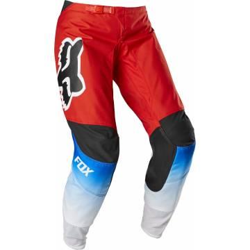 Motocross Hose Fox Womens 180 Fyce für Damen rot/weiss/schwarz