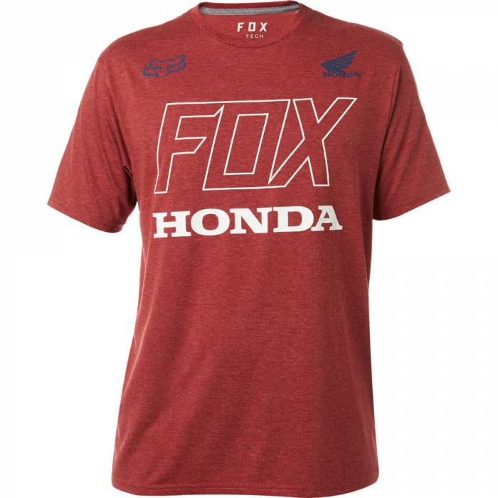 Fox Honda Tech T-Shirt, 21542-208