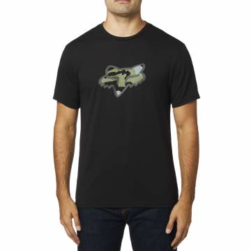 FOX Tech T-Shirt Predator | schwarz camo | 24462-001