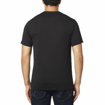 FOX Tech T-Shirt Predator   schwarz camo   24462-001 Ansicht Rückseite