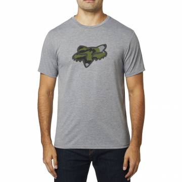 FOX Tech T-Shirt Predator | grau camo | 24462-185
