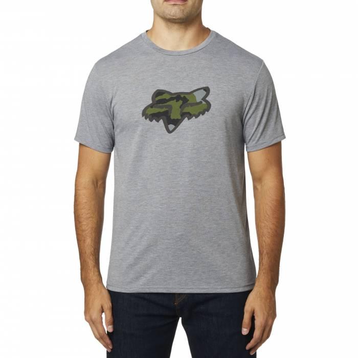 FOX Tech T-Shirt Predator | grau camo | 24462-185