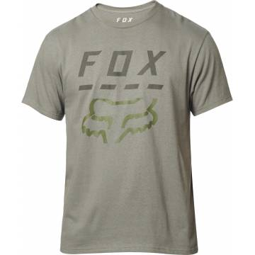 Fox Highway T-Shirt, grau