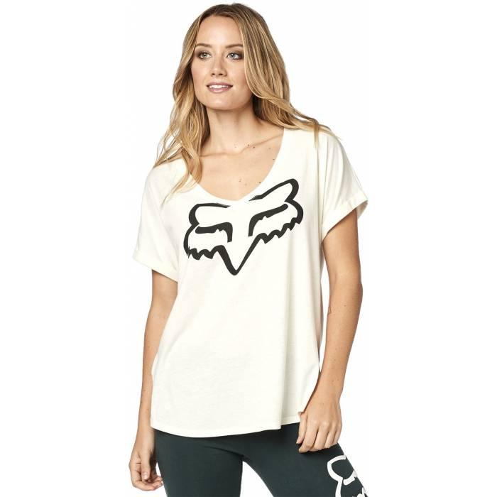 Fox Responded V-Neck Damen T-Shirt, 21937-575