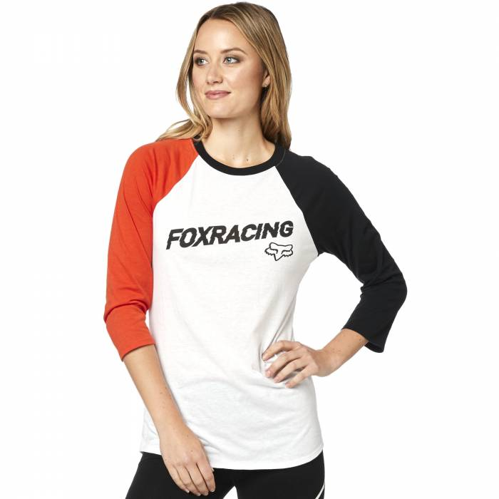 Fox Struck Damen Longsleeve, 23551-008