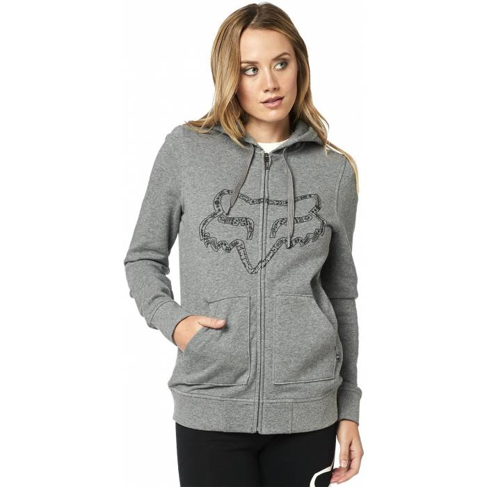 Fox Barstow Zipper Damen Hoody, 23585-185