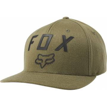 Fox Number 2 Flexfit Basecap, 21984-099