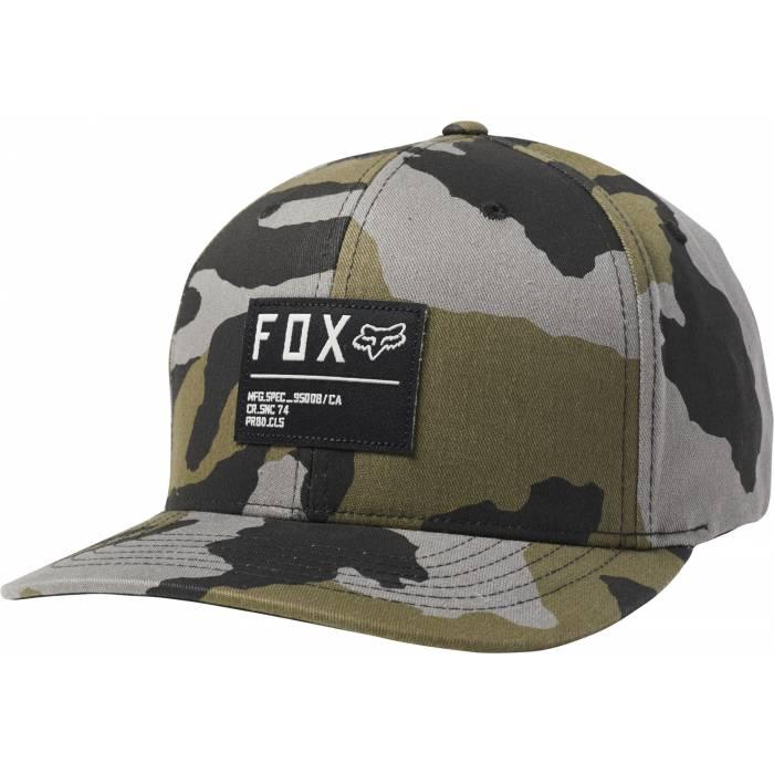 Fox Non Stop Flexfit Basecap, 23691-027
