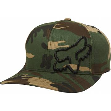 FOX Kinder Cap Flex 45 | Flexfit | camo