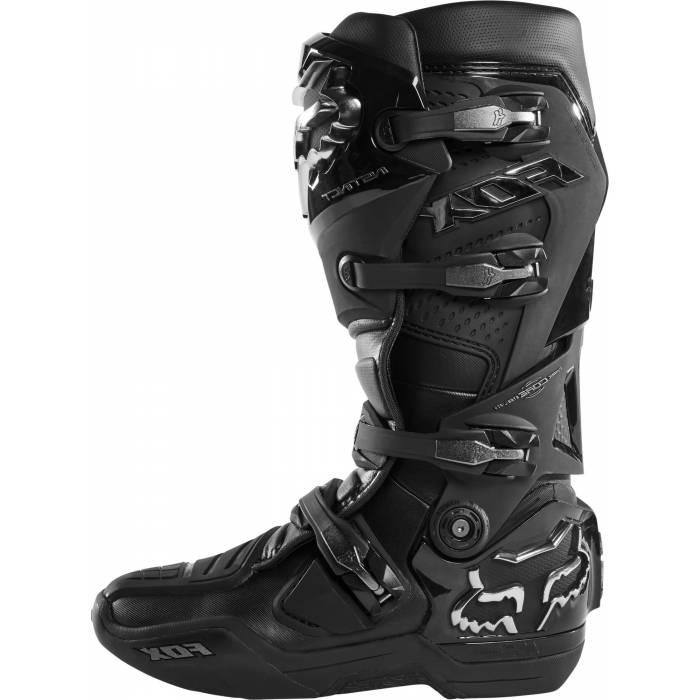 Motocross Stiefel Fox Instinct, schwarz Größe 42,5