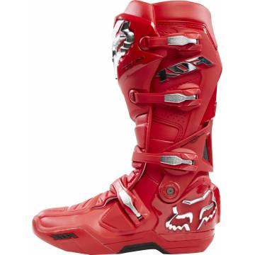 Motocross Stiefel Fox Instinct, rot Größe 44