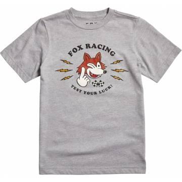 Fox Test you Luck Kinder T-Shirt, 24468-416
