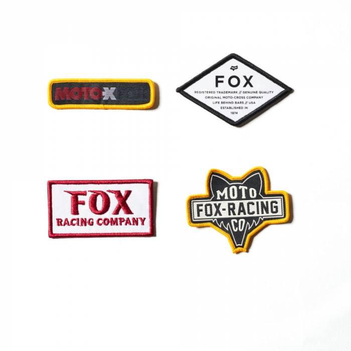 Fox Patch Pack-Set, 23033-582