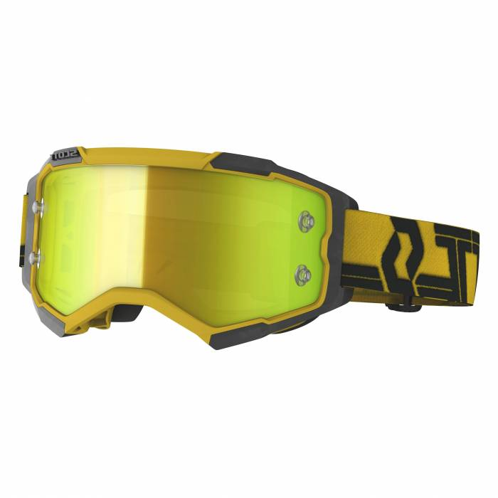 SCOTT Fury Motocross Brille, gelb/blau, 272828-1017289