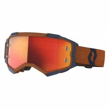 SCOTT Fury Motocross Brille, orange/grau, 272828-1294280
