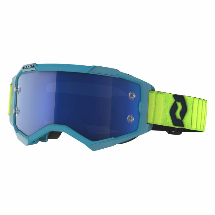 Scott Fury Motocross Brille