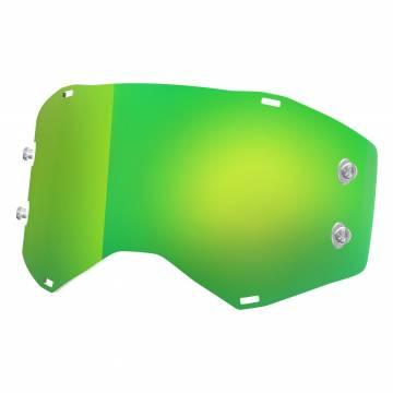 Ersatzscheibe Scott Prospect/Fury, grün verspiegelt