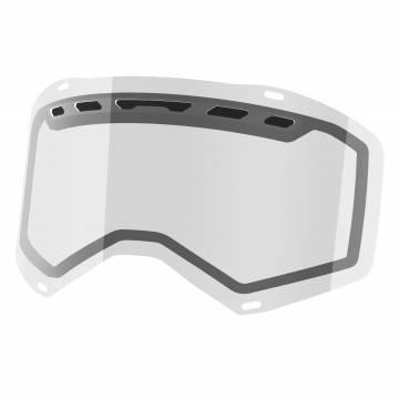 Motocross Zubehör: Scott Prospect/Fury Motocross Brille Ersatzscheibe Dual (Doppelscheibe)