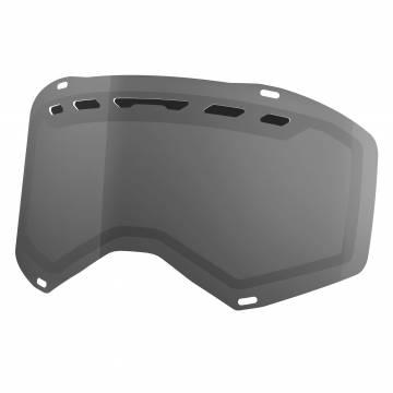 Scott Prospect/Fury Motocross Brille Ersatzscheibe Dual - grau getönt