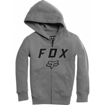 Fox Legacy Moth Zipper Kinder Hoody, 20722-185