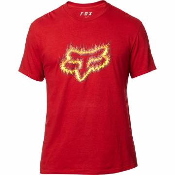 Fox Flame Head T-Shirt, 23713-465