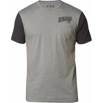 Fox Sending It Premium T-Shirt, grau-schwarz, 24910-185