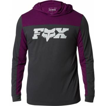 Fox General Hooded Longsleeve, 24827-367