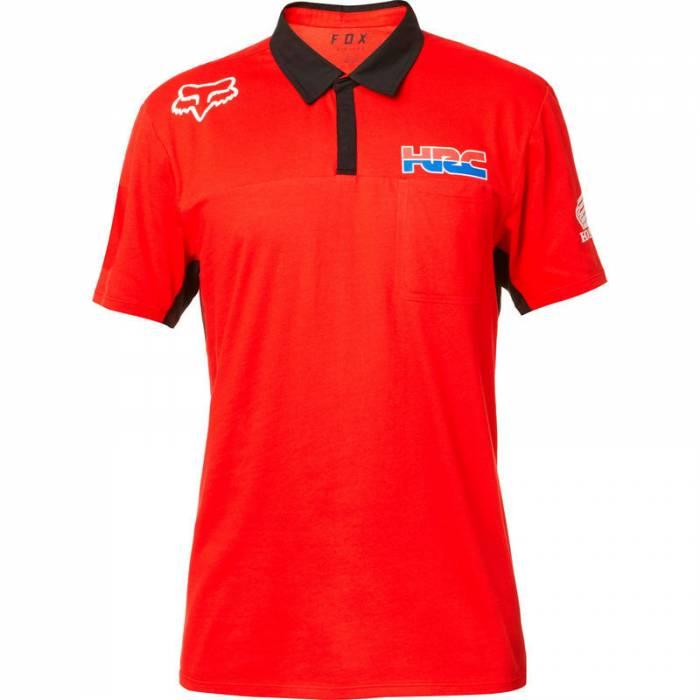 Fox HRC Airline Polo Shirt, 22572-003