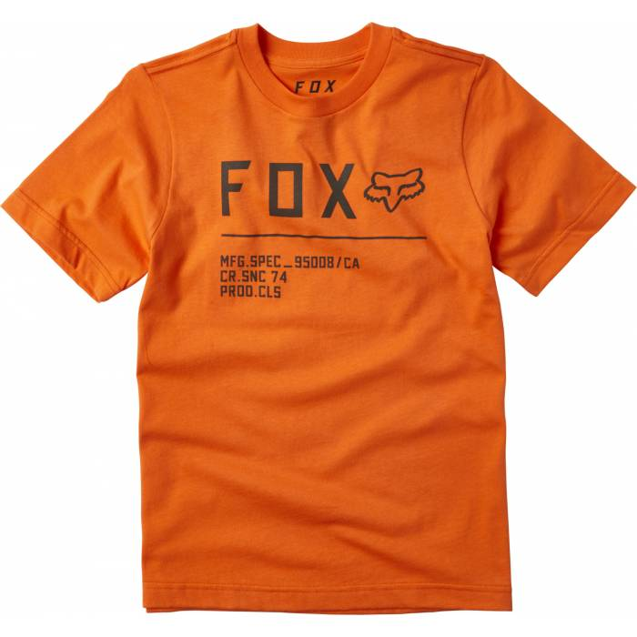 Fox Non Stop Kinder T-Shirt, 24995-104