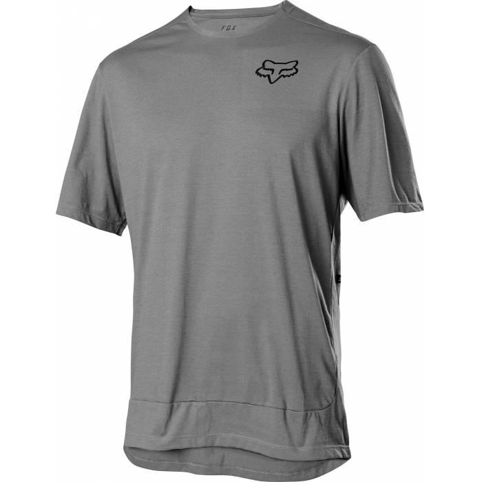 FOX MTB Jersey Ranger Powerdry | grau | 25117-052