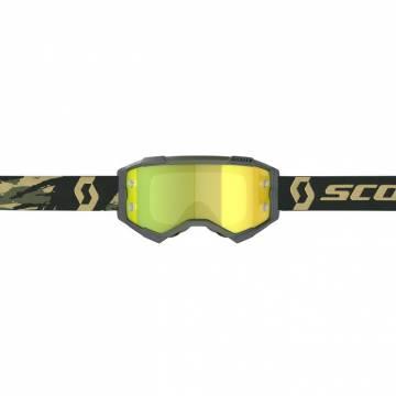 SCOTT Fury Motocross Brille, grün camo, 272828-6800289 Vorderansicht