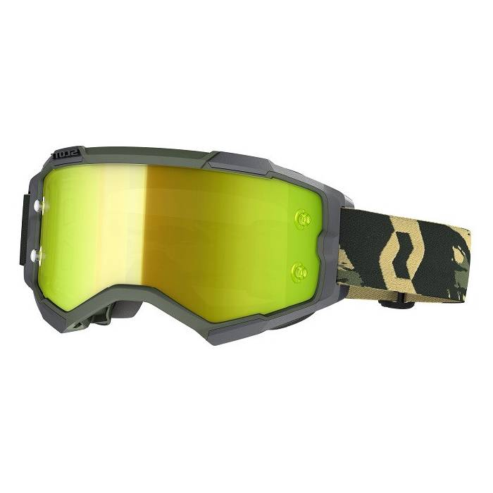Scott Fury Motocross Brille, 272828-6800289