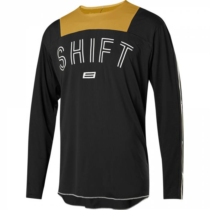 Shift Black Label Bowery Motocross Jersey, 24745-001