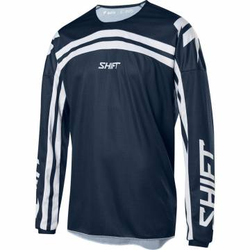 Shift White Label Republic LE Motocross Jersey, 25331-007