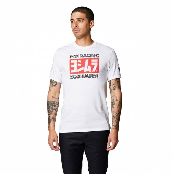 Fox Yoshimura Honda T-Shirt, 26691-190
