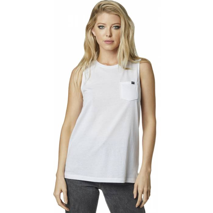 Fox Flutter Damen Tank Top, 25047-008