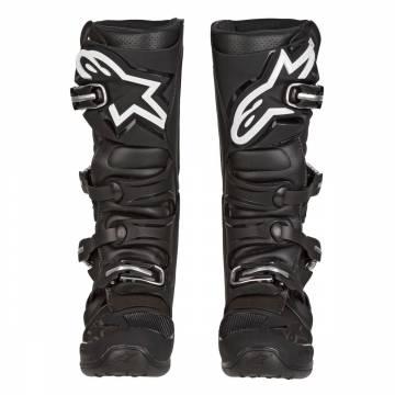 Alpinestars Tech 7 Stiefel   schwarz   2012014-10 Ansicht vorne