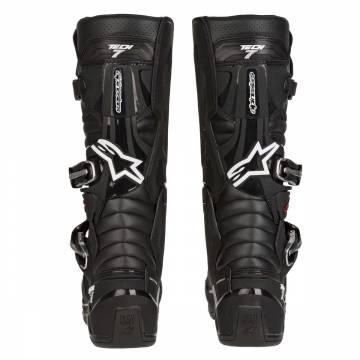 Alpinestars Tech 7 Stiefel   schwarz   2012014-10 Ansicht hinten