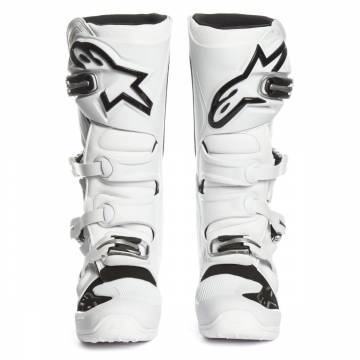 Alpinestars Tech 7 Stiefel   weiß   2012014-20 Ansicht vorne
